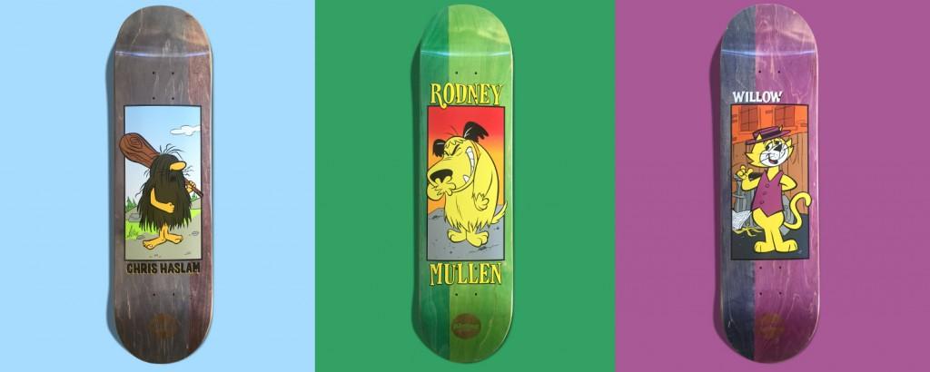 Almost Skateboards Dibujos 2