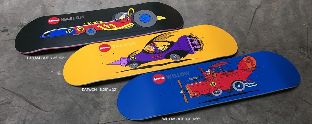 Almost Skateboards Dibujos 1