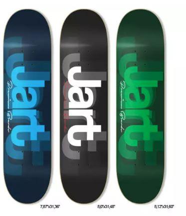 9f5473764ba64 Tábuas Jart Skateboards