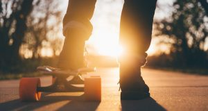 skate para principiantes