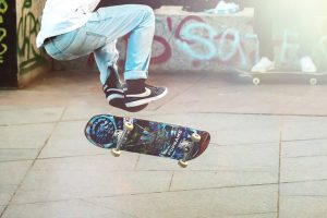 truco skate principiante