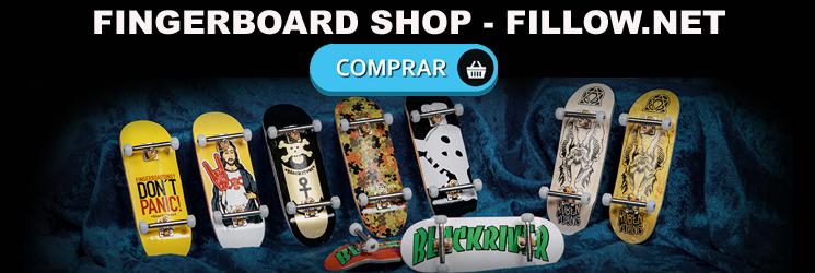 Fingerboard Shop Blackriver