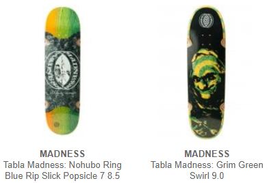 Madness Skateboard
