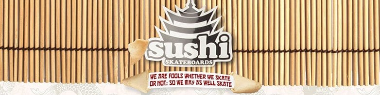 Alzas   Sushi Skateboards