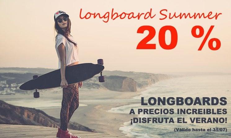 Longboards Rebajas