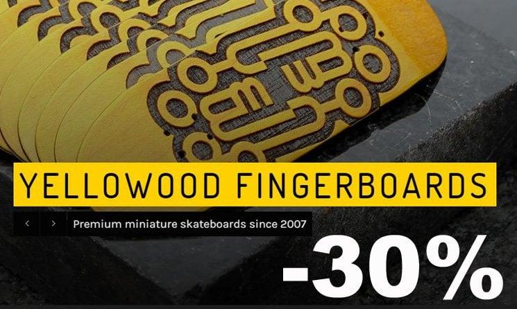 Fingerboards outlet