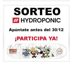 Sorteo Hydroponic