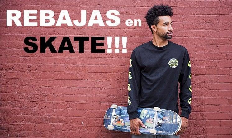 Rebajas Skate 2019