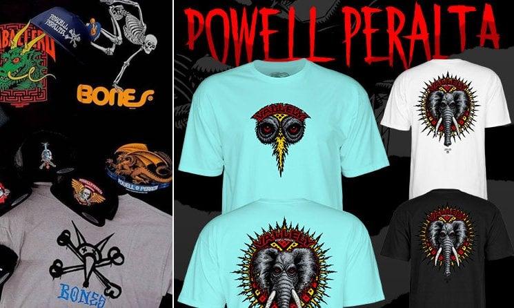Powell Peralta Tshirt