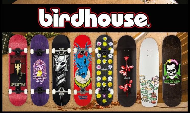 Birdhouse SS20
