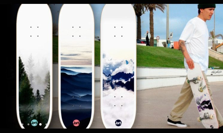 Jart Skateboards Citrus