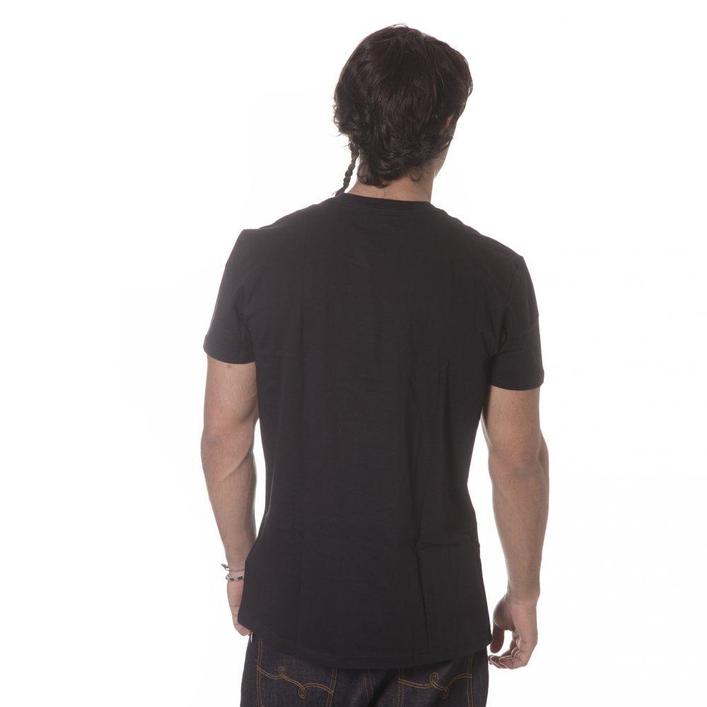 7bc60d9bd4d ... Camiseta adidas originals  ADI Trefoil BK. ‹