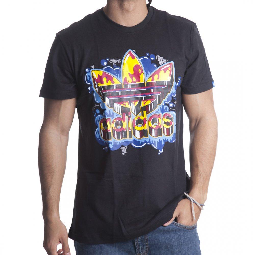 Camiseta Adidas Originals: Old School Tref BK | Comprar