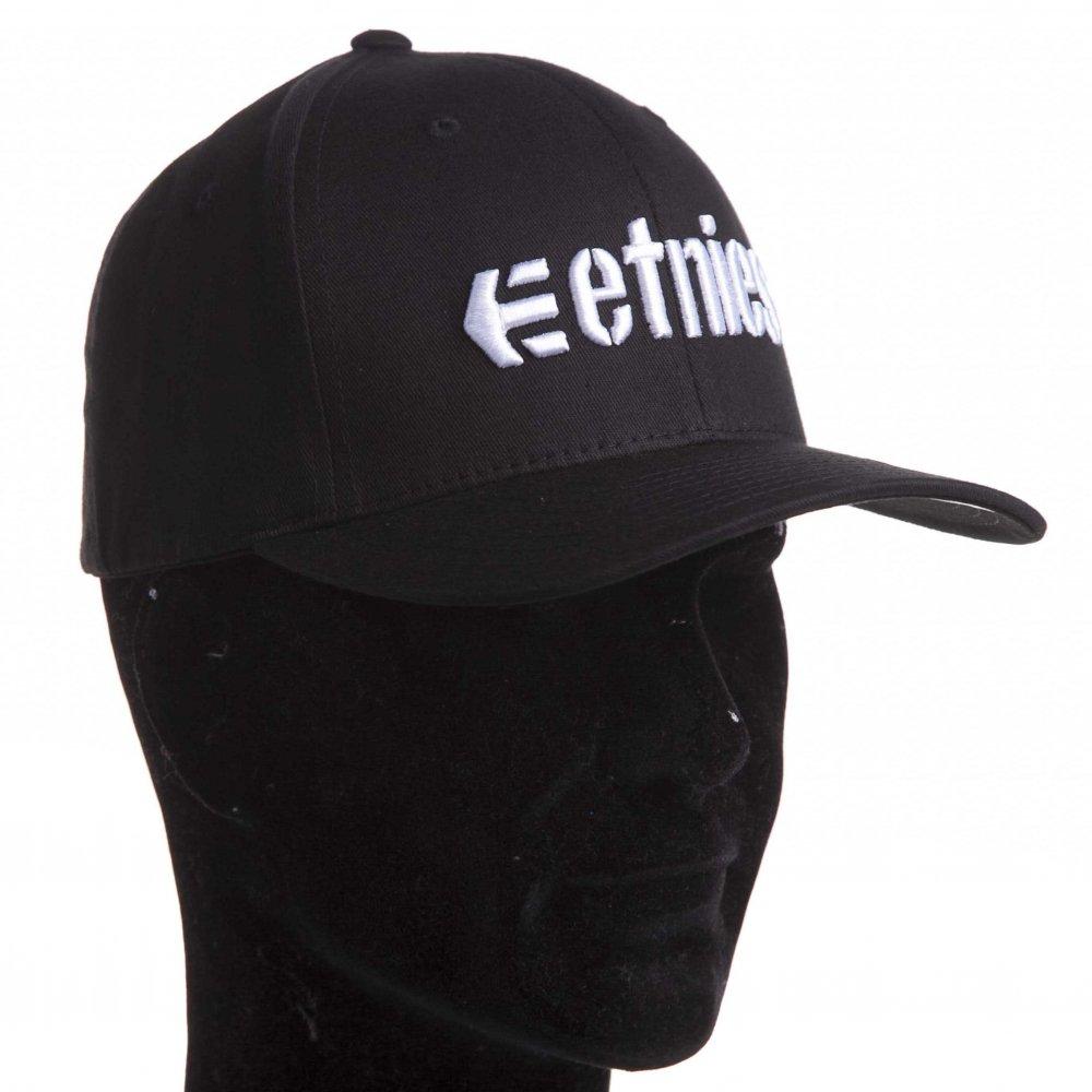 ... Gorra Etnies  Corporate 3 Flexfit BK ... a00ee3e17dd