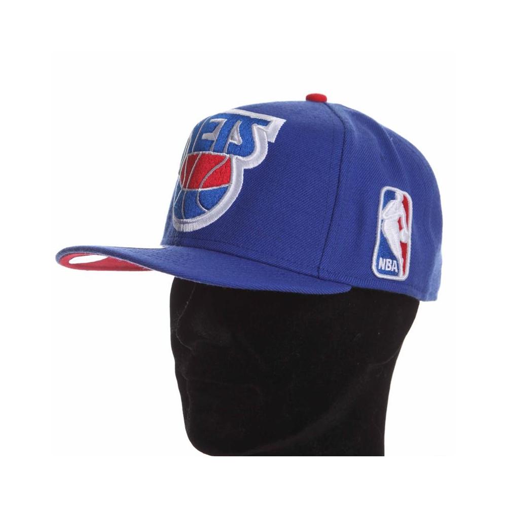 Gorra Mitchell   Ness  NBA XL Logo Nets NV  5fd5c421729