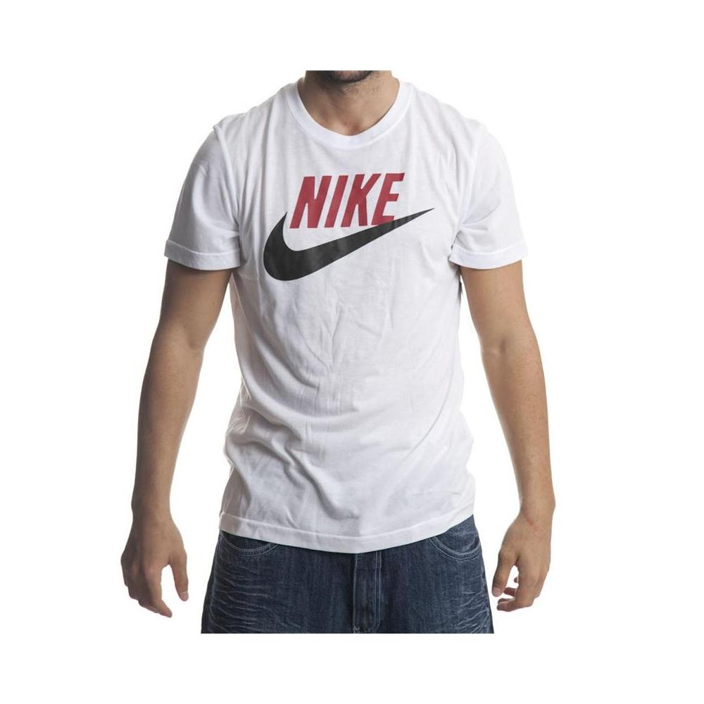 Camiseta Nike  Sportswear Icon WH  8620ed235d4dd