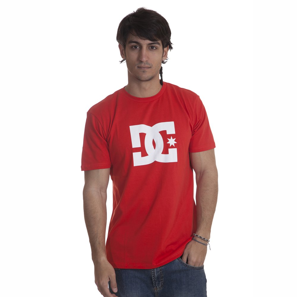 ... Camiseta DC Shoes  Star SS RD ... f42d676fbe56d