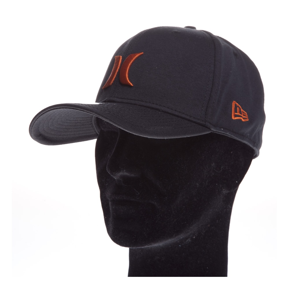 Gorra Hurley  One   Only New Era BK OR f52a402e283