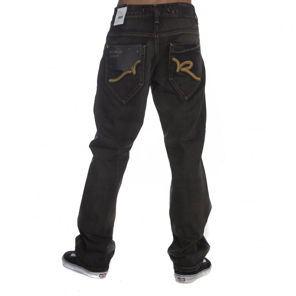 Pantalon Rocawear Double R Bk Comprar Online Tienda Fillow