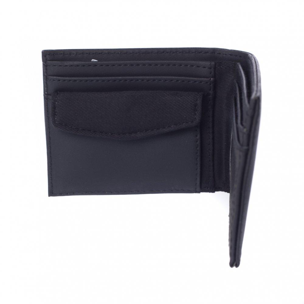 bf055fd52 Cartera Vans: Suffolk Wallet Real Black BK   Comprar online   Tienda ...