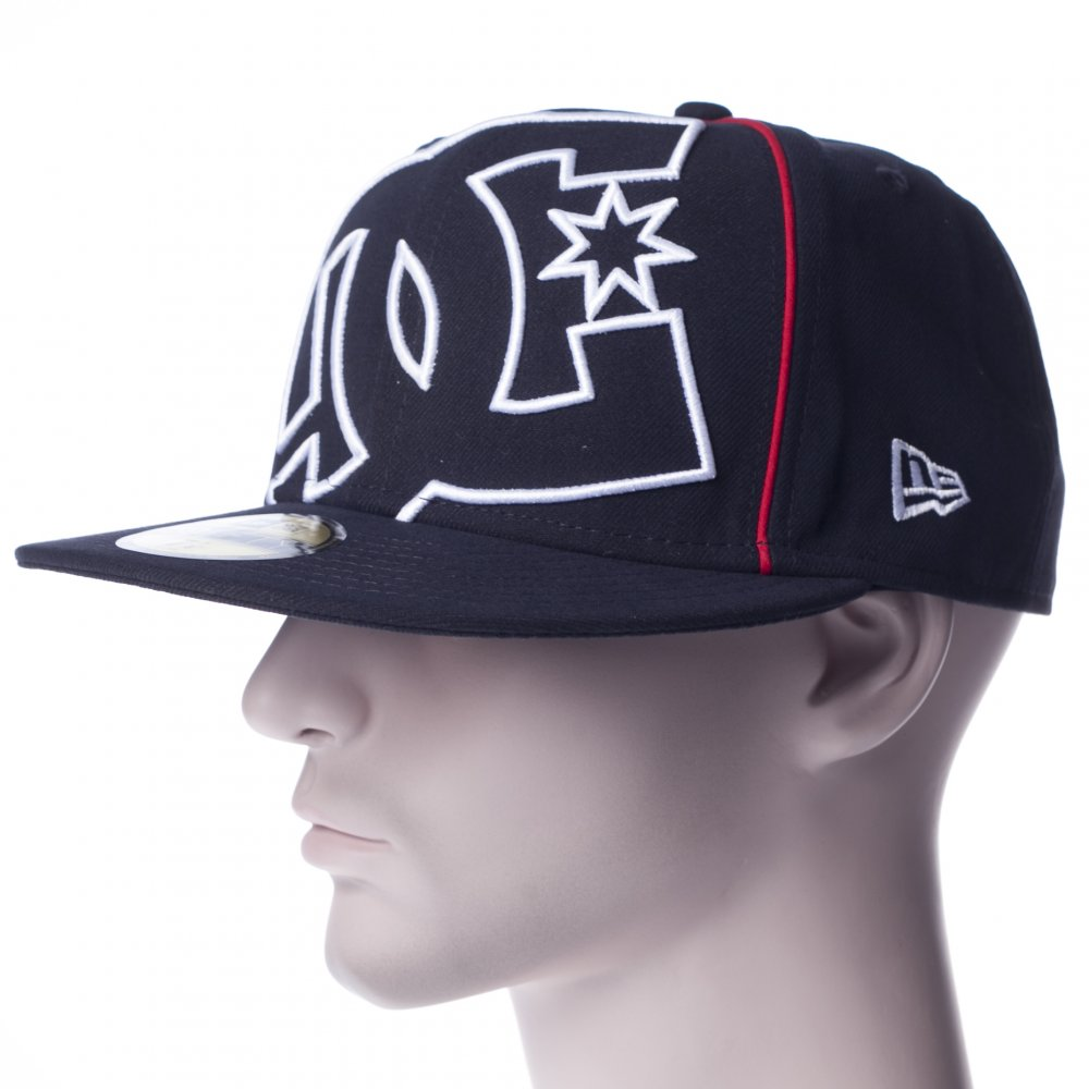Gorra DC Shoes  Coverage II BK ... dce727596cb