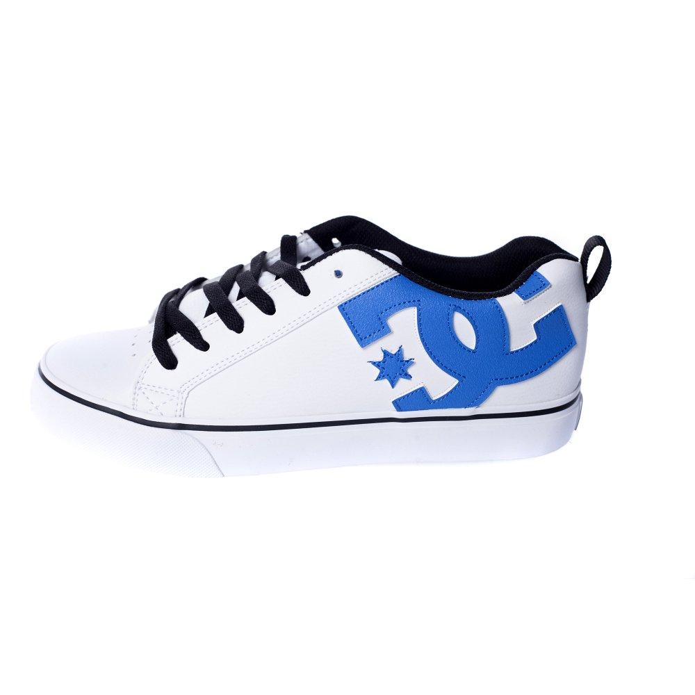 14981a46fe Zapatillas DC Shoes: Court Vulc WH/BL | Comprar online | Tienda Fillow