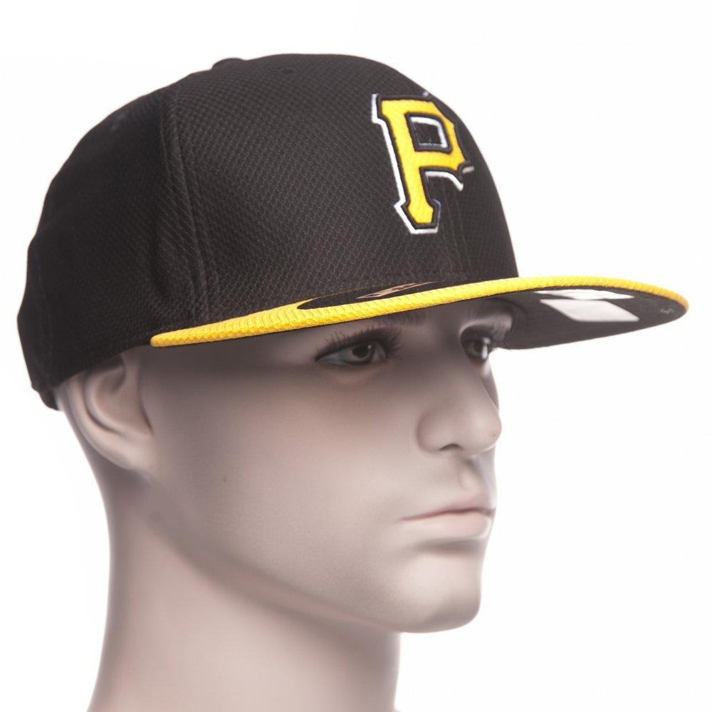 ... Gorra New Era  Diamond Era Pittsburgh Pirates BK YL ... 49f3f31f613
