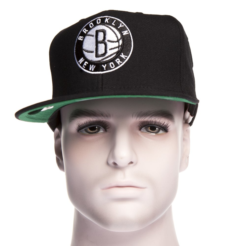 ... Gorra Mitchell   Ness  NZ979 Brooklyn Nets BK ... 7b601f0309a