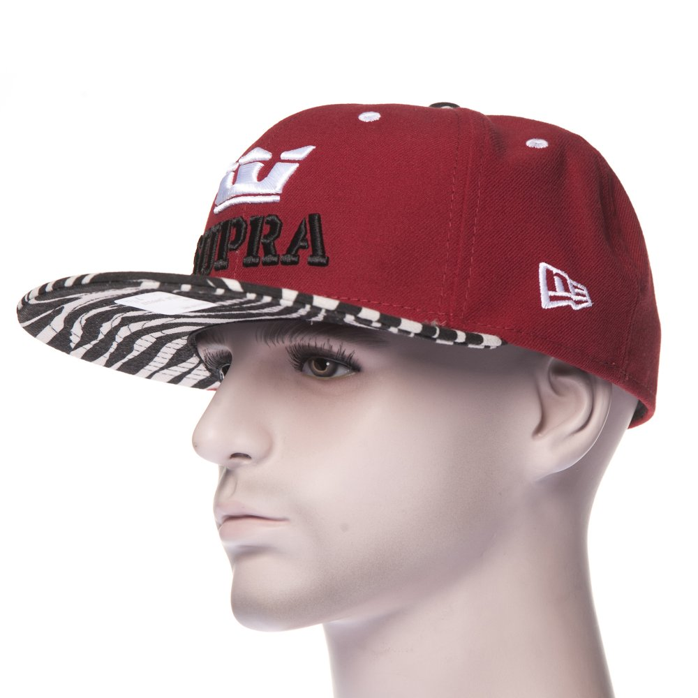 Gorra Supra  Above New Era GT BK ... cc32907c1c5