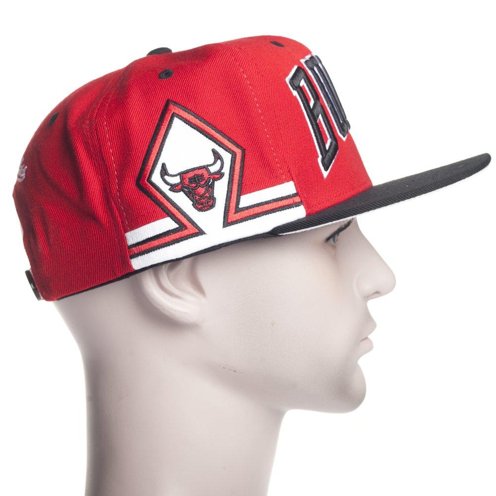 ... Gorra Mitchell   Ness  VF70Z TeamShortJersey SB - Chicago Bulls RD ... ea5ee8e155a