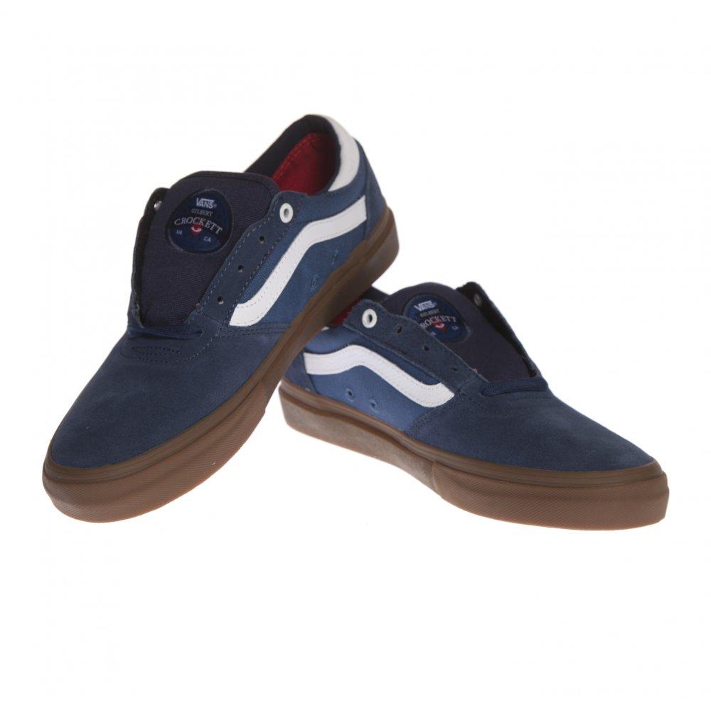 ... Zapatillas Vans  Gilbert Crockett Pro BL WH GUM. ‹ 2d2fd0be608