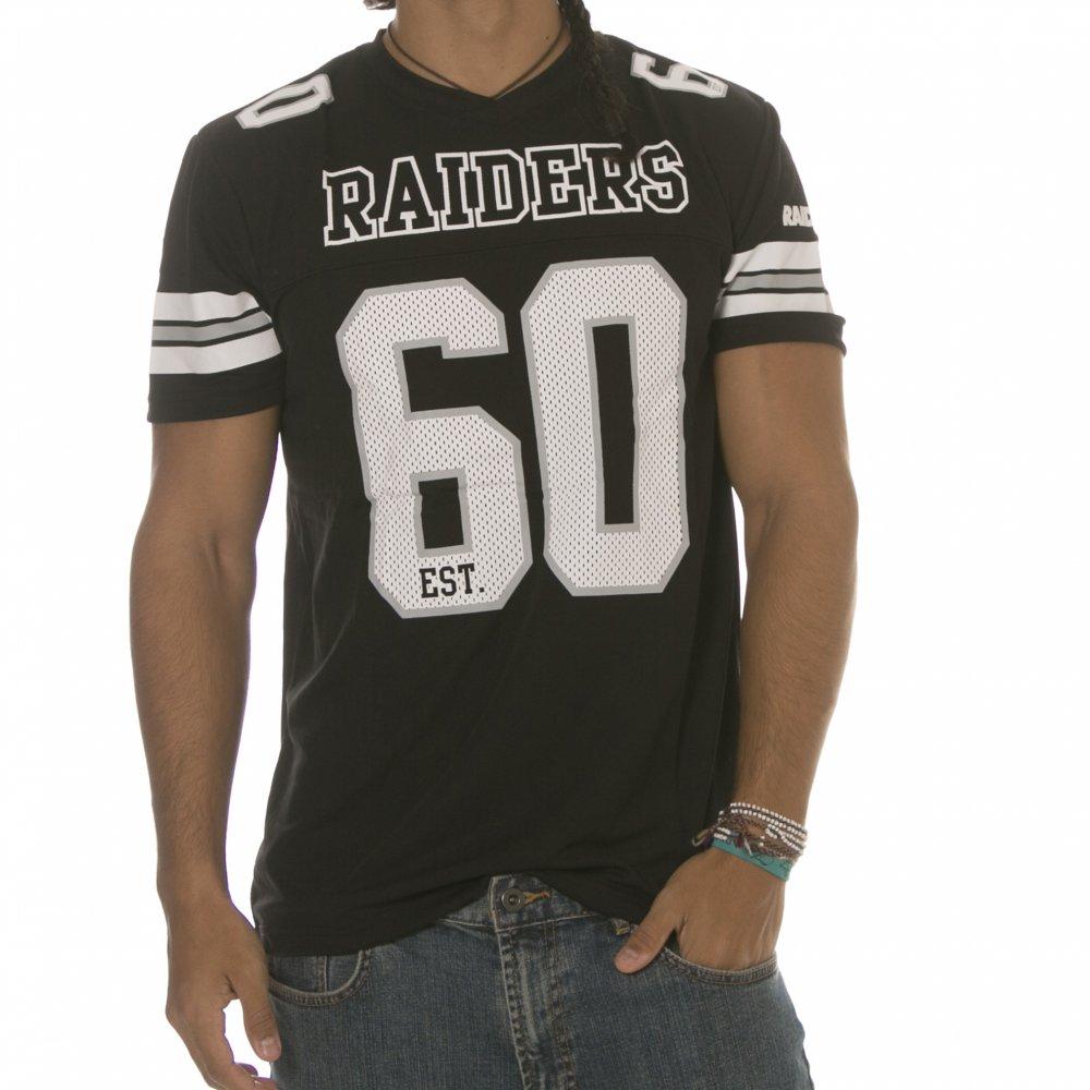Camiseta NFL Majestic  Oakland Raiders BK ... fda321cdfd50f