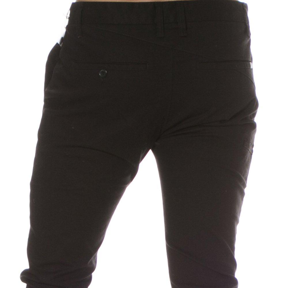 Pantalón Volcom: Frickin Tight Chino Pant Tinted Black BK