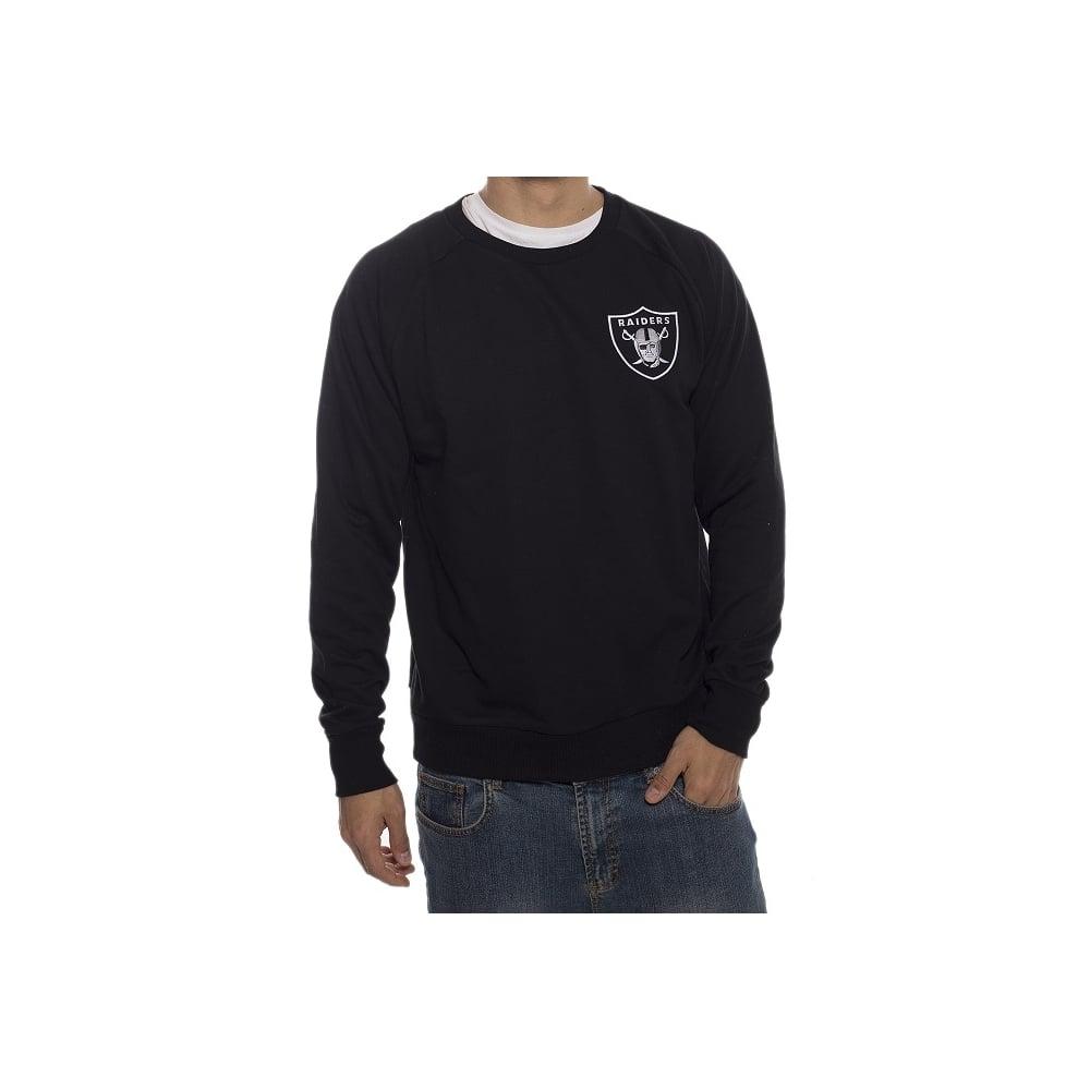 Sudadera Majestic  Oakland Raiders BK  57a8dee3028