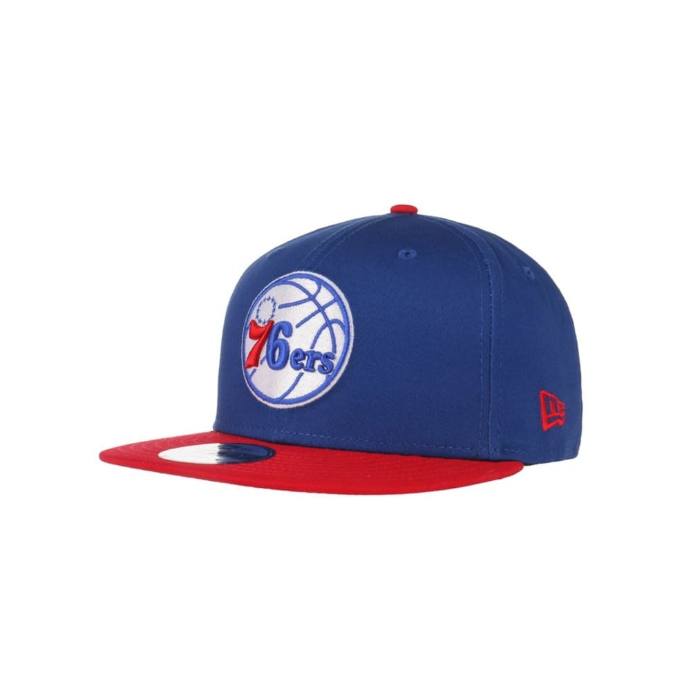 f058e939abe16 Gorra New Era  NBA Philadelphia 76ers BL RD
