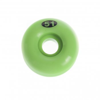 Ruedas Form Solid: Lime (52 mm)