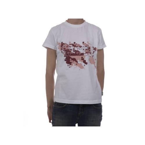 Camiseta chica Addict :  Vapor Logo