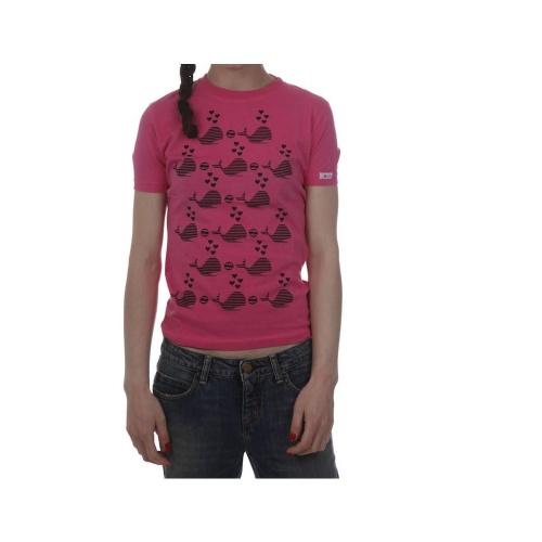 Camiseta Chica Split: Moby PK