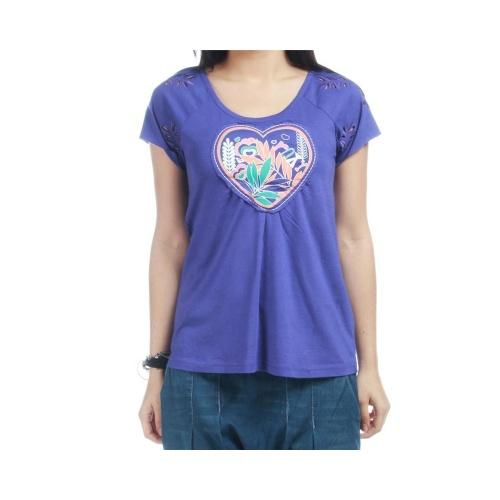 Camiseta Chica Roxy: Lodge PP