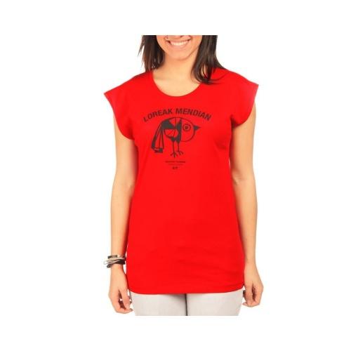 Camiseta Chica Loreak Mendian: PioPio PK