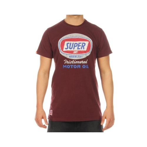 Camiseta Superdry: Friction Cracked Classic GT