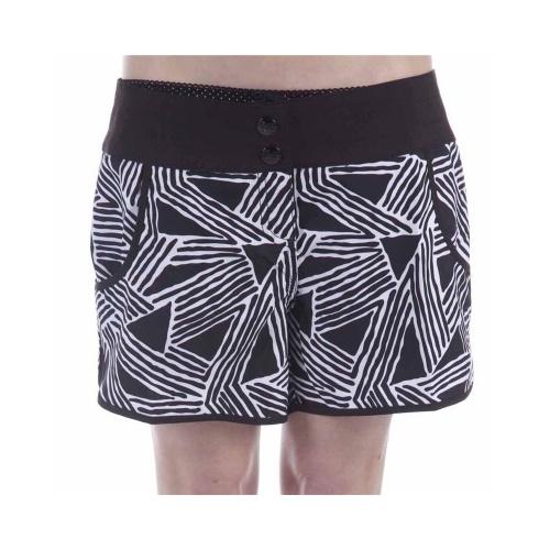 Pantalon corto Chica Billabong: Neo 25 BK/WH