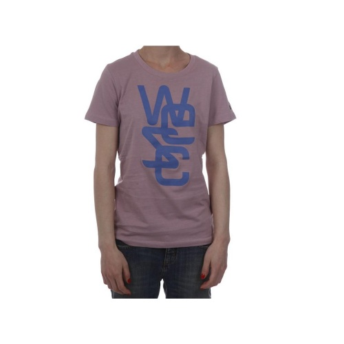Camiseta Chica Wesc: Overlay PK