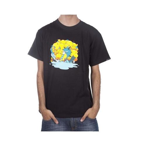 Camiseta Radical Culture: Spok&Nano BK