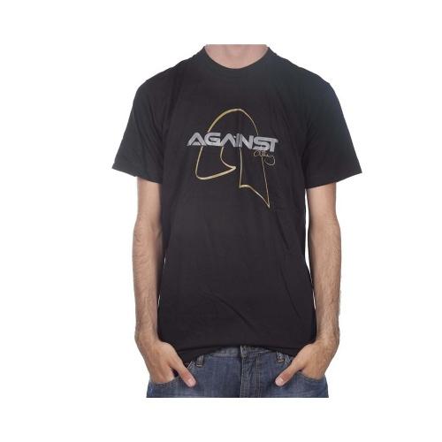 Camiseta Against Clothing: Gold BK
