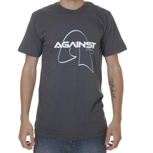 Camiseta Against Clothing: Gold GR