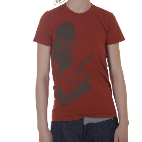 Camiseta Chica Atticus: Rocker OR
