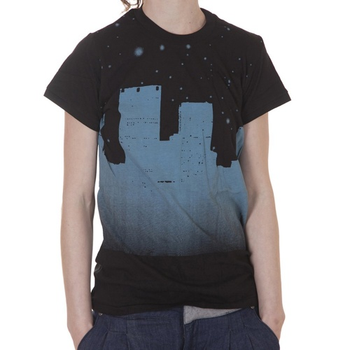 Camiseta Chica Matix: Cityline BK