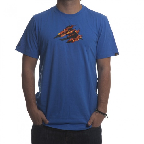 Camiseta Emerica: Up In Flames BL