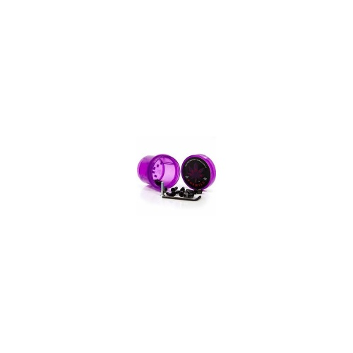 "Tornillos Diamond: Hella Tight Hardware Torey Pudwill 7/8"" Purple"